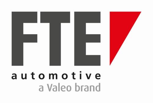 Logo der Marke FTE a Valeo Brand ab 04.2018