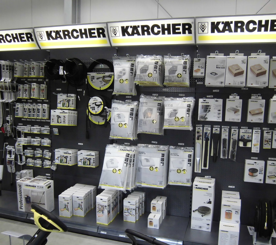 kaercher wand